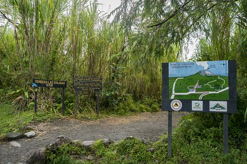 Camino al Volcán Arenal