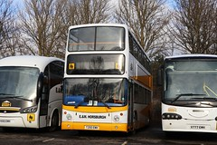 Horsburgh, Pumpherston T200EMH (busmanscotland) Tags: horsburgh pumpherston t200emh t200 emh lx04fyv lx04 fyv dennis trident alexander alx400 east london 18252