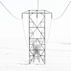 ... (a.penny) Tags: square quadrat 1x1 500x500 nikon d7100 apenny bleach bypass power pole