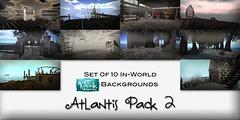 KaTink - Atlantis Pack 2 (Marit (Owner of KaTink)) Tags: katink annemaritjarvinen my60lsecretsale 60l secondlife sl photography 3dphotography salesinsecondlife