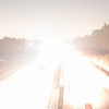 Supernova (Sangosto) Tags: lichter auto deutschland strase a6 bayern nacht autobahn langzeitbelichtung schwabach autos street highway