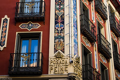Posada del Peine-Madrid (Charo R.) Tags: hotel posada del peine madrid arquitectura canon eos 100d