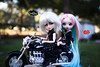 Free Ride (dreamdust2022) Tags: melissa sweet cute charming happy darling sexy little tease lover kiss hug more pretty super spy young high school girl beautiful pullip doll thothamon evil strong dark magic will power control lusting lord nightmares fearless magical man taeyang