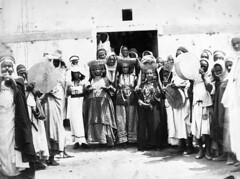 Oulad Nail Dancers at Laghouat, Algeria, 1880 (Benbouzid) Tags: dance danse danseuses ouled nail laghouat algerie algeria festivity ghayta اولاد نايل رقصة الاغواط الجزائر