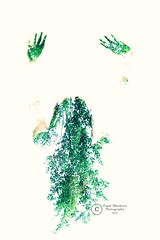 Keep searching. Double Exposure. (Paper Meadows Photography) Tags: portrait people girl green nature multipleexposure doubleexposure artistic creativeedit vsco hands tree leaves 6d portraysemotion