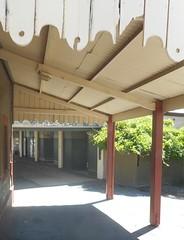 Alberton Station - detail (fairyduff) Tags: timber verandah historic railway station