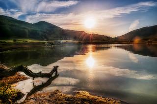 Lago del Campo (Rielaborata)