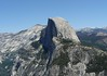 Half Dome - Yosemite (docentjoyce) Tags: halfdome yosemitenationalpark nationaltreasure cloudsrest granitemonolith yosemiterockslide cloudsrestyosemite rimfire2013 cloudsrestsiteofmassiverockslidejune142015