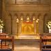 Altar at Bryn Athyn Cathedral