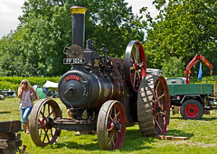 Allchin Ellen (JOHN BRACE) Tags: bench this is saw rally engine steam seen fp built agricultural 1024 wiston 1899 allchin powering 110715