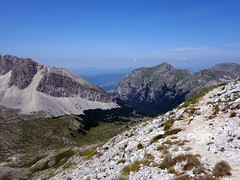"""Looking down into Vallone di Teve • <a style=""""font-size:0.8em;"""" href=""""http://www.flickr.com/photos/41849531@N04/19129822423/"""" target=""""_blank"""">View on Flickr</a>"""