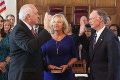 07-01-2015 Mental Health Commissioner James Perdue Swearing-In