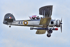 Fairey Swordfish (paulinuk99999 - just no time :() Tags: uk summer flying day arm display aircraft air navy royal july fleet 2015 yeovilton rnas paulinuk99999