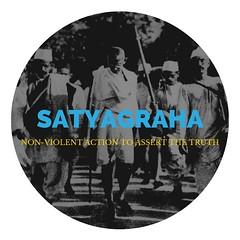 Anglų lietuvių žodynas. Žodis satyagraha reiškia <li>satyagraha</li> lietuviškai.