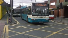 Arriva North West (St Helens), Wright Renown / Volvo B10BLE,  Y713 KNF (2713) (NorthernEnglandPublicTransportHub) Tags: