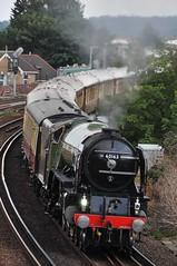 60163 (McTumshie) Tags: england london train unitedkingdom engine railway loco steam tornado steamengine steamlocomotive londonist thorntonheath 60163 1y82 lnera1class belmondbritishpullman 8august2015