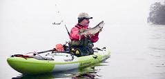 Christmas pike (Nicolas Valentin) Tags: pike pikefishing lochlomond lomond stealthkayak kayakfishing