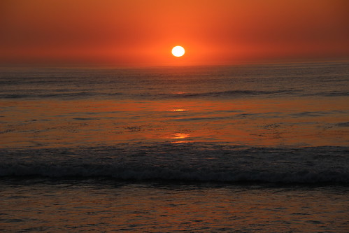 Sundown in Huanchaco 4