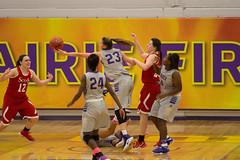 Women's Basketball 2016 - 2017 (Knox College) Tags: knoxcollege prairiefire women college basketball monmouth athletics sports indoor team basketballwomen201735536