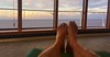 Relaxing View (Thanks for over 2 million views!!) Tags: norwegiancruiseline norwegianjade chadsparkesphotography cruiseship cruise spa sky caribbean caribbeansea clouds legs feet window