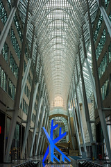 Arches for Days (akibamir9) Tags: toronto architecture brookfieldplace arches winter building atrium space