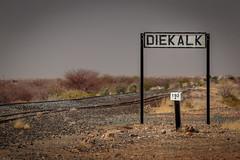 TransNamib Train station (iSteven-ch) Tags: africa diekalk mariental travel namibia canon namibiarailways transnamib trainstation hardapregion na
