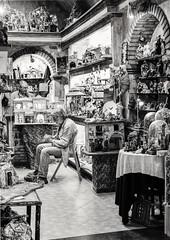 ...l'arte del presepe (afdomenico) Tags: napoli sgregorio armeno presepe