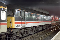 "47810 ""Porterbrook"" at Southampton Central (Railpics_online) Tags: 47810 porterbrook southamptoncentral class47 diesel loco brush locomotive type4 britishrailways britishrail"