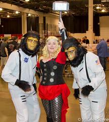 Motor City Comic Con A4