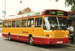 826 DOC 26V (WMT2944) Tags: 1026 doc 26v leyland national mk2 stevensons wmpte west midlands travel