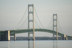 Brewery with view of Mackinac Bridge is region's first (michiganapparelts) Tags: livnfreshcom brewery with view mackinac bridge is regions first