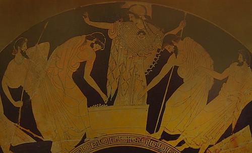 "Petteia - Ludus Latrunculorum  / Iconografía de las civilizaciones helenolatinas • <a style=""font-size:0.8em;"" href=""http://www.flickr.com/photos/30735181@N00/31678497604/"" target=""_blank"">View on Flickr</a>"