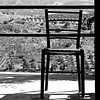Crete, Greece - Heat of July (pom.angers) Tags: canoneos400ddigital 2010 july crete greece europeanunion monochrome chair 100