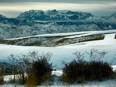 Badger Mountain (Pictoscribe) Tags: pictoscribe landscape winter badger mountain greater wenatchee
