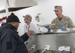 161225-D-PB383-023 (Chairman of the Joint Chiefs of Staff) Tags: 19thcjcs generaldunford joedunford chairman jointstaff marines josephfdunfordjr josephfdunford usmc marinecorps uso andrewsairforcebase