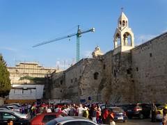 Geboortekerk in Bethlehem