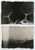 ({anna malina}) Tags: analog lithprint fomaspeed 35mm diptych bregenz austria blackandwhite darkroom drawing landscape 2014