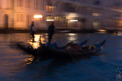 impressioni di viaggio: espressionismo (anaguma shashin o toru) Tags: viaggio reisebilder tableaux voyage travel venezia venice