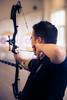 2017-01-08   Hafren Indoor-012 (AndyBeetz) Tags: hafren hafrenforesters archery indoor competition 2017 longmyndarchers archers portsmouth recurve compound longbow