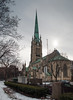 The Cathedral Church of St. James (Jackx001) Tags: 2016 canada cathedralchurchofstjames cityhall december31 downtown events happynewyear jacknobre last nathanphillipssquare ontario photos skating streetphotography toronto walk bayst out people thecathedralchurchofstjames