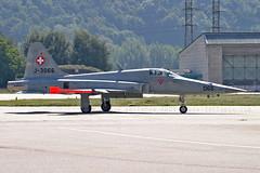 J-3066 F-5E SwissAF (JaffaPix +3 million views-thank you.) Tags: j3066 f5e swissaf sion sir lsgs switzerland aeroplane aircraft airplane aviation military davejefferys jaffapix jaffapixcom swissairforce swiaf