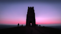 The Land of Arthur (Rep001) Tags: artur szczeszek glastonbury tor somerset uk king arthur tower 5571