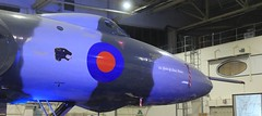 Avro Vulcan XH558. (Seckington Images) Tags: avro vulcan jet