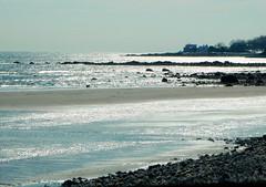 At Long and Shot Sands Beach (Icanpaint1) Tags: beach winter winter2017 yorkmaine shortsandsbeach