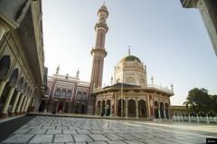 Jamia Masjid Aulia Dipalpur & Shrine of Sian Abdul Raazaq Halqi (Ali Usman Baig (Documenting Pakistan)) Tags: mosque masjid muslim namaz dipalpur depalpur aulia auliadipalpur