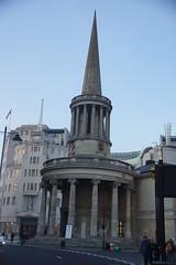 Church of All Souls, Langham Place, Marylebone, London (f1jherbert) Tags: sonya65 sonyalpha65 alpha65 sonyalpha sony a65 alpha 65 walking around london londonengland england gb uk great britain united kingdon