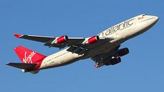 IMG_6342 G-VROM (biggles7474) Tags: egkk lgw gatwick airport boeing b744 747 747400 b747443 virgin atlantic barbarella