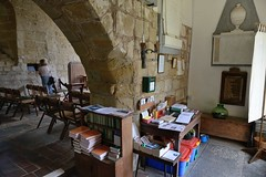 020-20160813_Abberley Norman Church-Worcestershire-inside entrance (originally Vestry) with view through arch to current Nave (original Chancel) (Nick Kaye) Tags: abberley worcestershire england church
