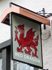 Red Dragon (The3Winds) Tags: pubsign kirkbylonsdale reddragon