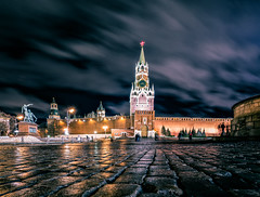 Red square (Dmitry_Pimenov) Tags: moscow russia russian architecture building buildings kremlin sky dark evening night awesome outdoor city cityscape square dipimenov dmitrypimenov olympus 918 дмитрийпименов олимпус москва travel europe europa